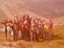 1976 - Camp à Chiboz