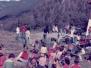 1977 - Camp à Sapinhaut