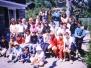 1987 - Camp à Les Giettes